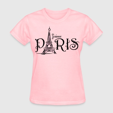 J'aime Paris - Women's T-Shirt