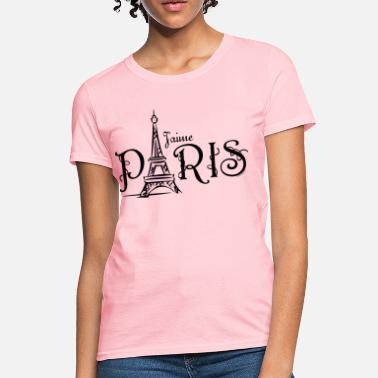Tower J'aime Paris - Women's T-Shirt