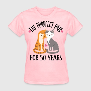 50th Anniversary 50 Year Party Gift - Women's T-Shirt