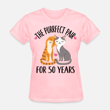 Anniversary 50 Years 50th Anniversary 50 Year Party Gift - Women's T-Shirt