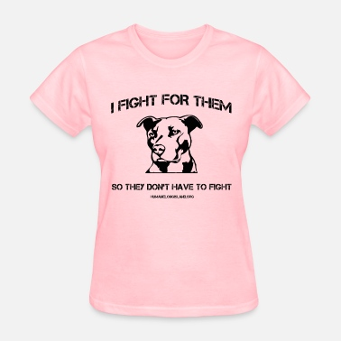 Pitbull Awareness Pit Bull Awareness Shirt.png - Women's T-Shirt