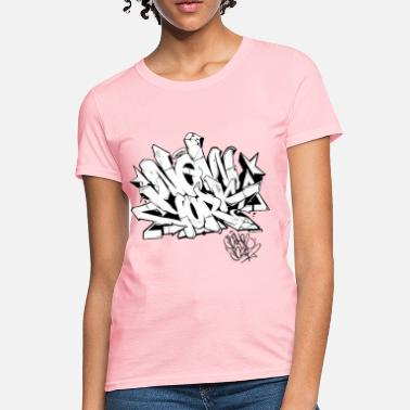 Graffiti Tag Behr - New York Graffiti Design - Women's T-Shirt