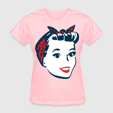50's woman - Women's T-Shirt