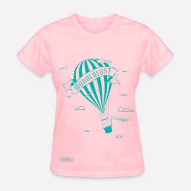 Bailey Bailey Hot Air Balloon - Women's T-Shirt