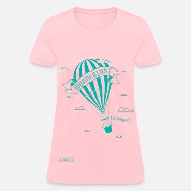 95fddf36e5217 Bailey Hot Air Balloon Women's T-Shirt | Spreadshirt