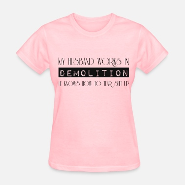 Demolition Company DEMOLITION - Women's T-Shirt
