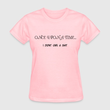 ONCE UPON A TIME - Women's T-Shirt