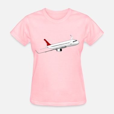 Airline Airbus A320 - Women's T-Shirt