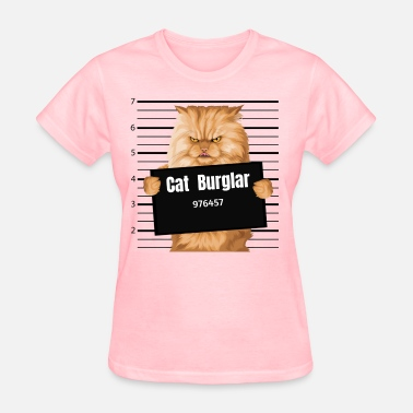 Burglar Cat Burglar - Women's T-Shirt
