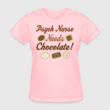 Psych Nurse Healthcare Gift - Women's T-Shirt