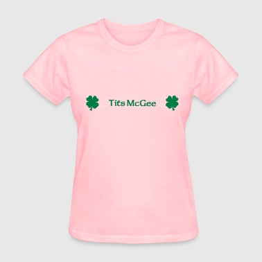 tits mcgee t shirt