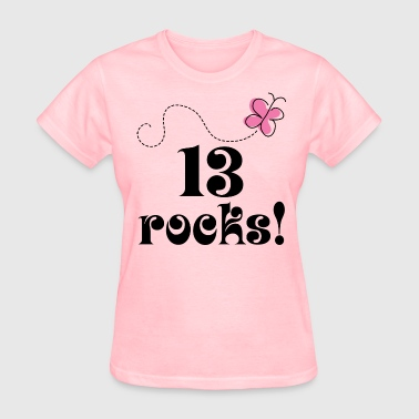 13th Birthday Party Idea - Women's T-Shirt