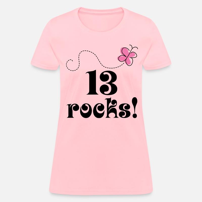 13th Birthday Party Idea Womens T Shirt