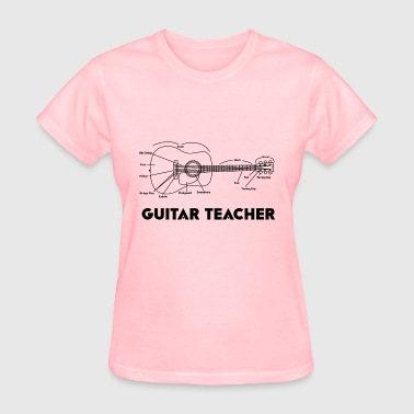 Guitar Teacher - Women's T-Shirt