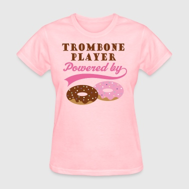 Trombone Player Music - Women's T-Shirt