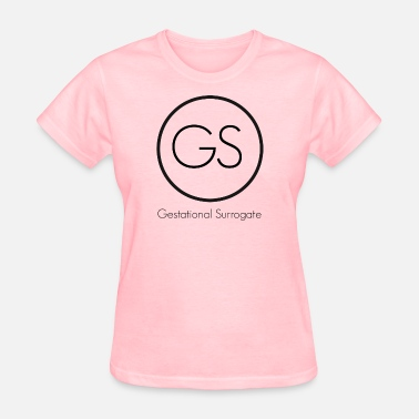 Surrogate GS Gestational Surrogate - Women's T-Shirt