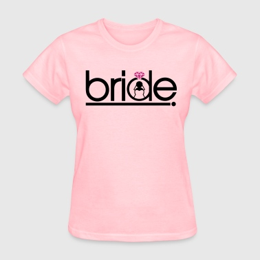 Groom Bride - Women's T-Shirt