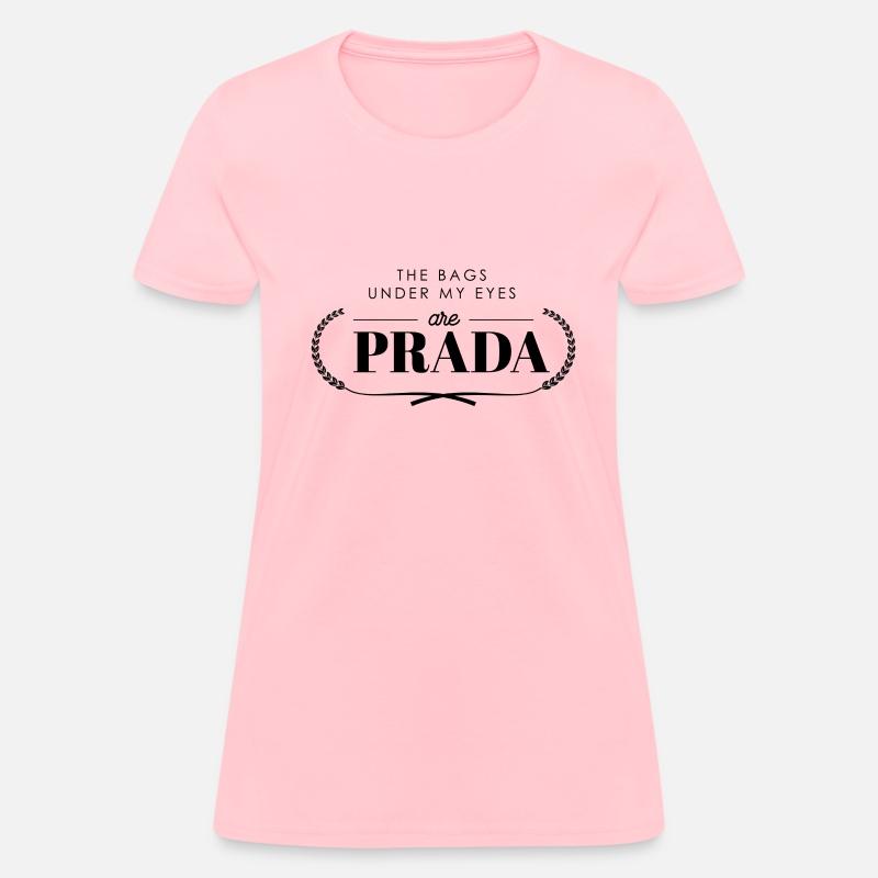 01671e702e577c Shop Prada T-Shirts online   Spreadshirt