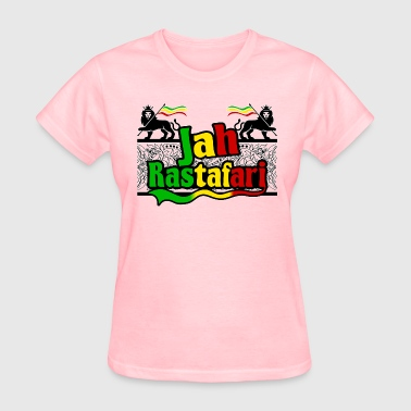jah rastafari - Women's T-Shirt