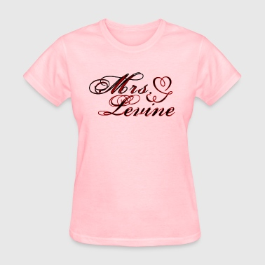 Mrs. Adam Levine - Women's T-Shirt