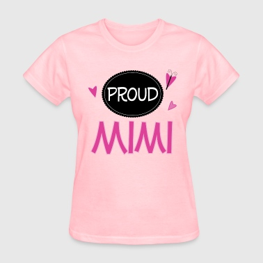 Proud Mimi Grandma - Women's T-Shirt