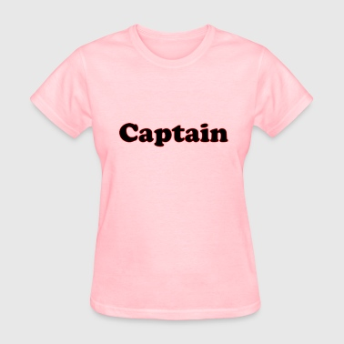 captain - Women's T-Shirt