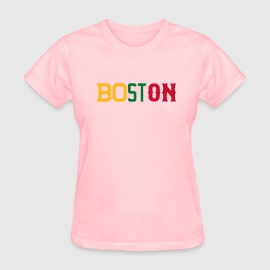 Boston - City of Champions - Women's T-Shirt