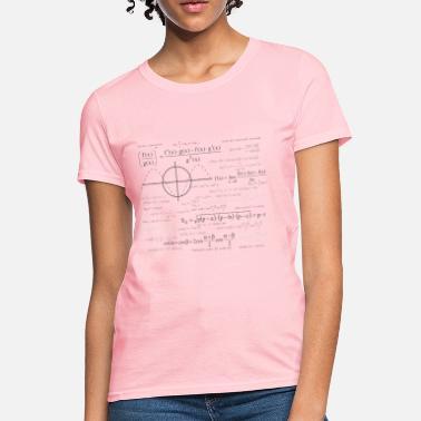ac1c1a76d1c Science mathematical function - Women  39 s T-Shirt. Women s T-Shirt.  mathematical function. from  18.49. Science Space Telescope - Men s ...