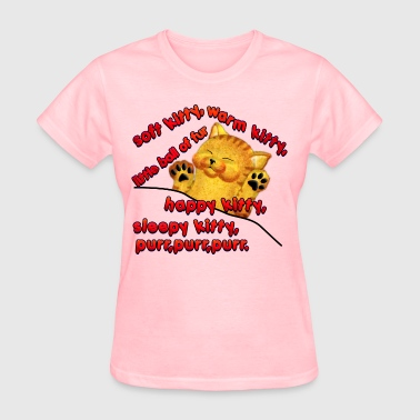 Soft Kitty - Women's T-Shirt