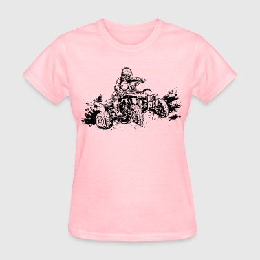 Just Ride Off-Road ATV - Women's T-Shirt