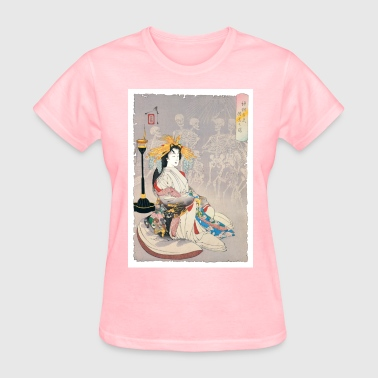 Asian Warriors Mythology I Thought of Spirits - Women's T-Shirt