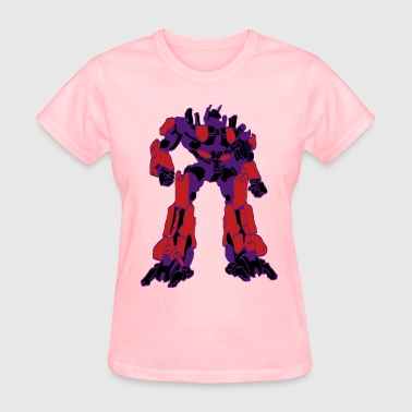 darr optimus prime - Women's T-Shirt