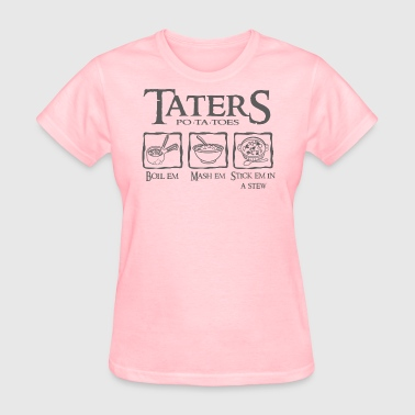 Taters - Women's T-Shirt