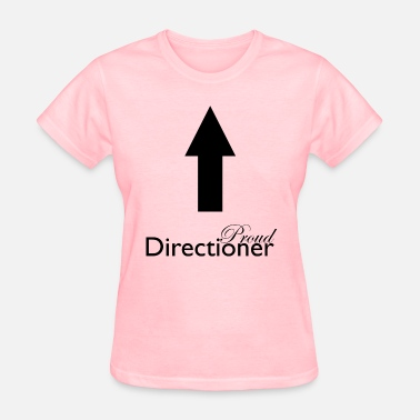 One Direction Proud Directioner - Women's T-Shirt