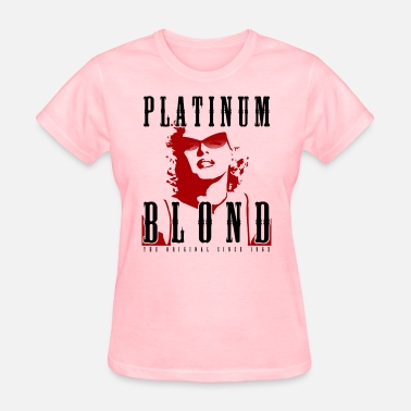 Platinum platinum blond - Women's T-Shirt