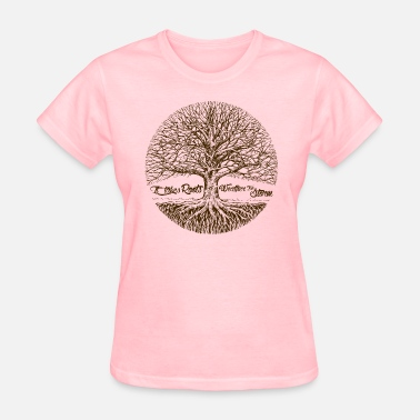 Rooted Roots - Women's T-Shirt