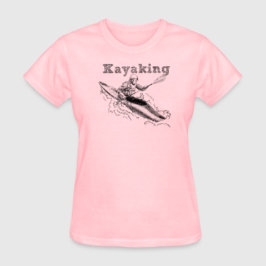 Kayak - Women's T-Shirt