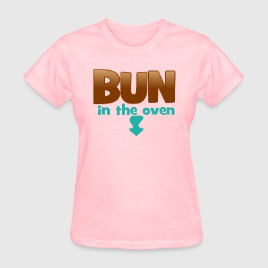 Bun in the Oven - Women's T-Shirt