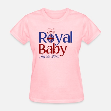 Souvenir For Baby The Royal Baby Birthdate Souvenir - Women  39 s ... e1d51a8165