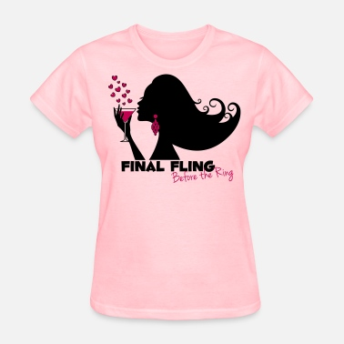 Fling Final Fling - Women's T-Shirt