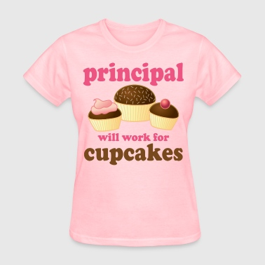 Principal Cute Chocolate - Women's T-Shirt