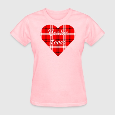 Yorkie Lovers - Women's T-Shirt