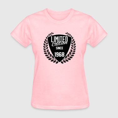 limited edition since 1968 - Women's T-Shirt
