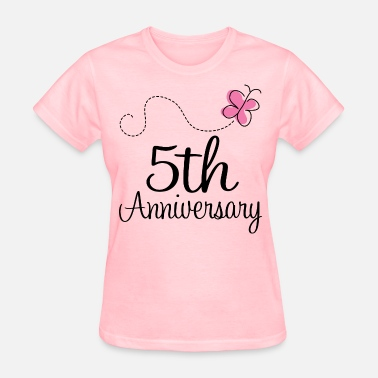5th Anniversary 5th Wedding Anniversary Party - Women's T-Shirt