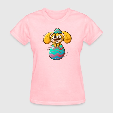 The Birth of an Easter Bunny - Women's T-Shirt