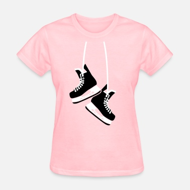 Hockey Skates - Women's T-Shirt