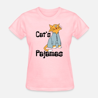 The Cats Pajamas Cat's Pajamas - Women's T-Shirt