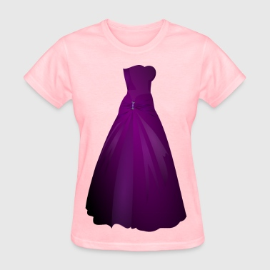 Formal Wear Formal Gown Remix - Women's T-Shirt