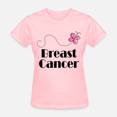 Breast Cancer Month Breast Cancer Pretty - Women's T-Shirt