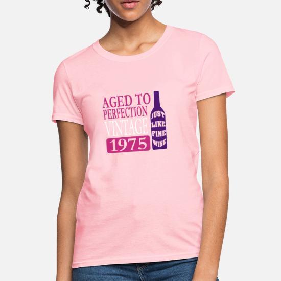 e5137dd6d Vintage 1975, 40th Birthday T-Shirt Women's T-Shirt | Spreadshirt
